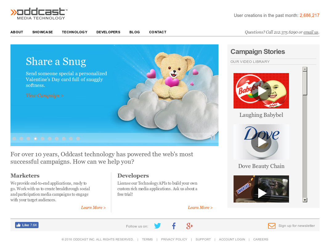 Oddcast Competitors, Revenue and Employees - Owler Company
