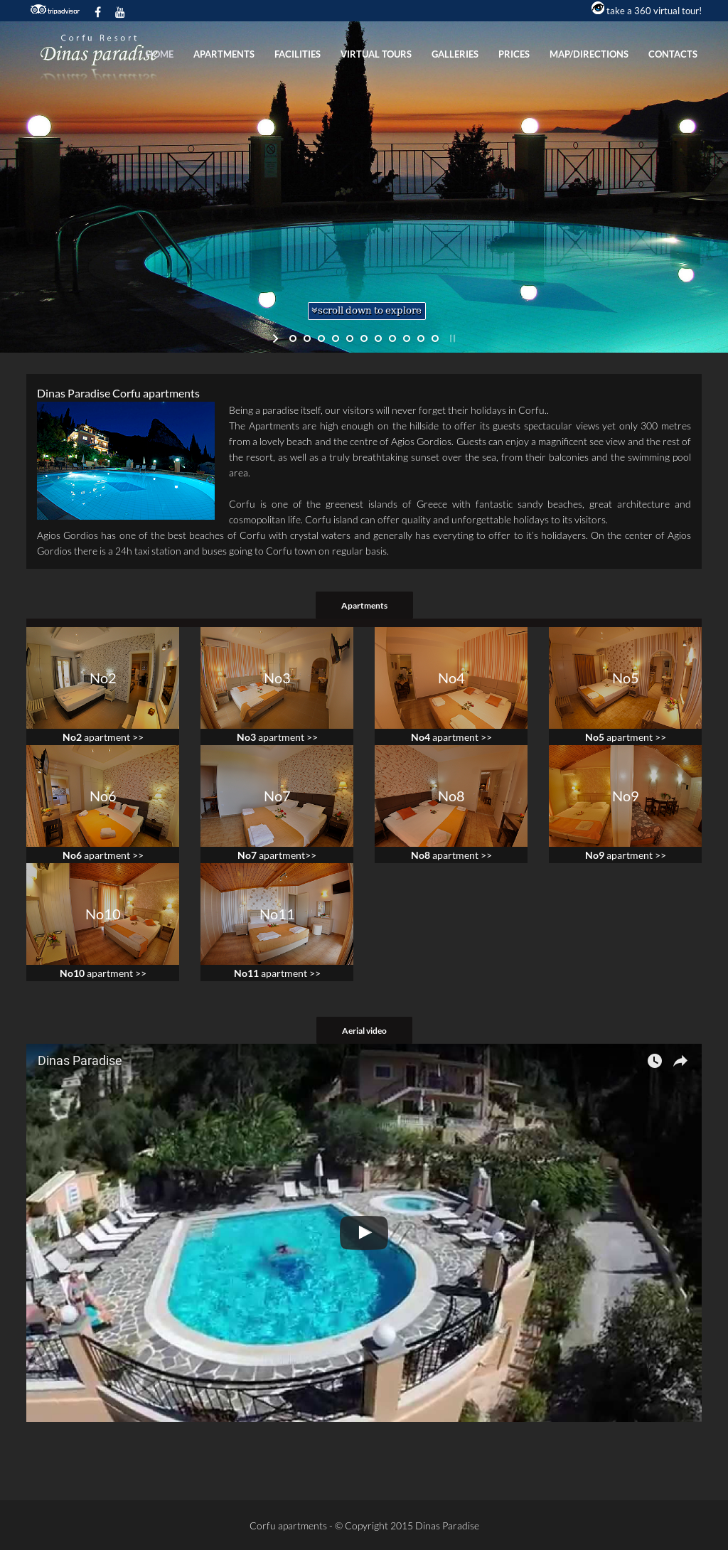 Dinas Paradise Apartments Compeors Revenue And Employees Owler Company Profile
