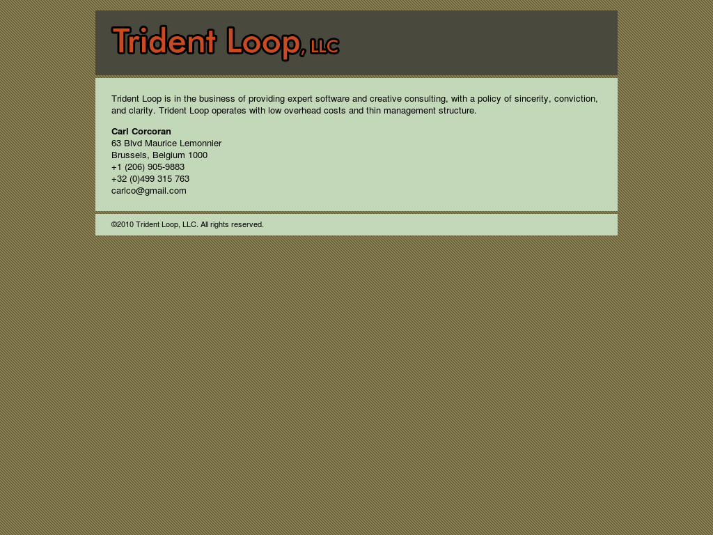 Trident Loop Competitors, Revenue and Employees - Owler