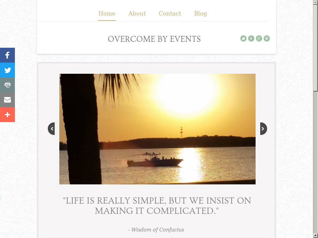 Overcome By Events Competitors Revenue And Employees Owler Company Profile