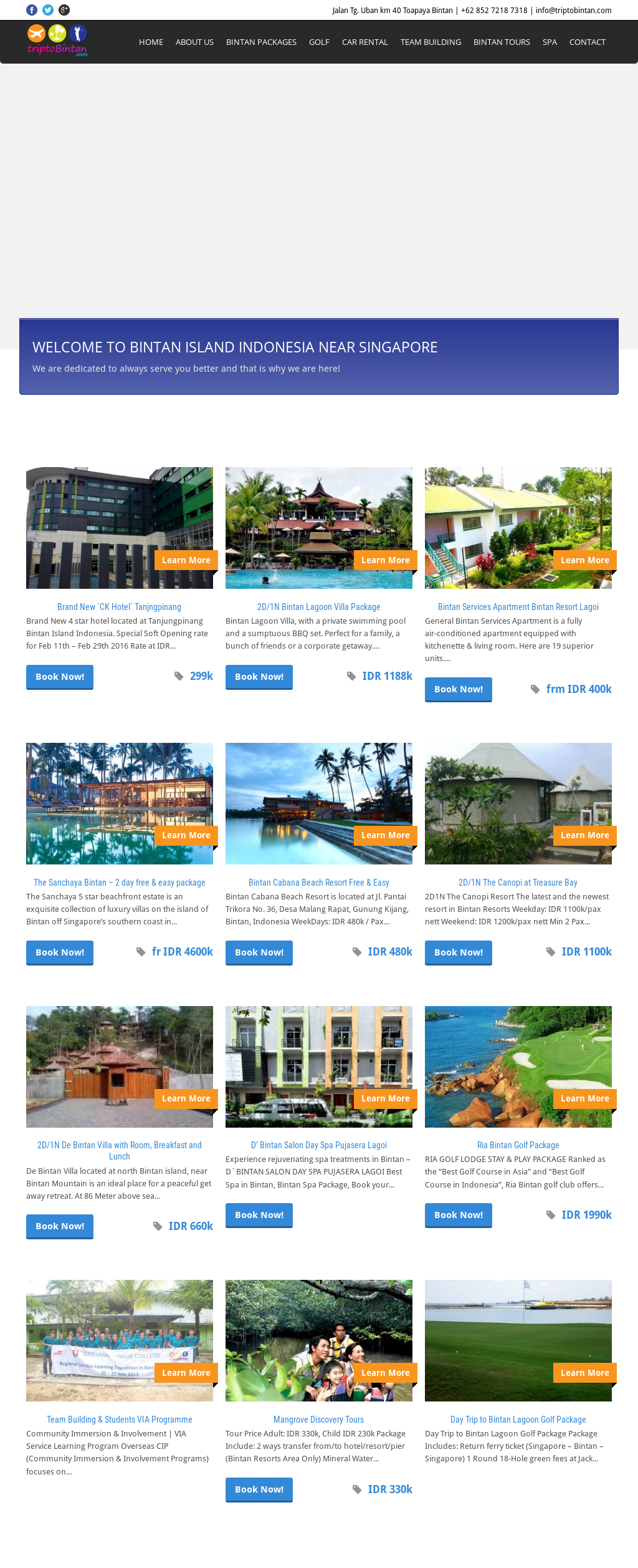 Trip To Bintan Competitors Revenue And Employees Owler Company Reguler 2dweekdays Profile