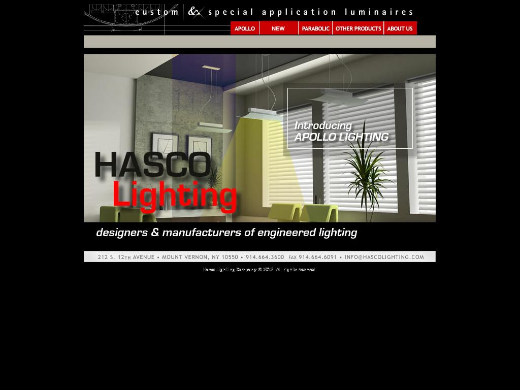 hasco lighting   Padasmata co