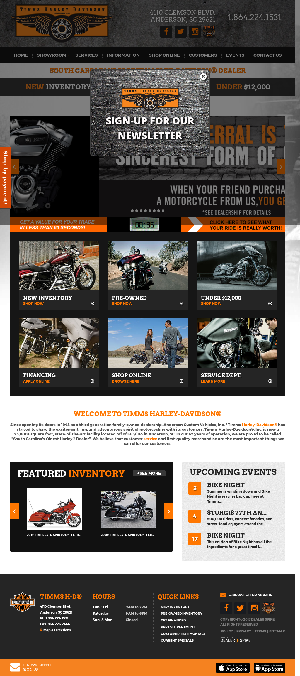 Timms Harley Davidson Competitors Revenue And Employees Owler