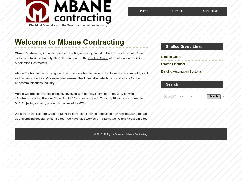 Mbane Contracting Competitors, Revenue and Employees - Owler