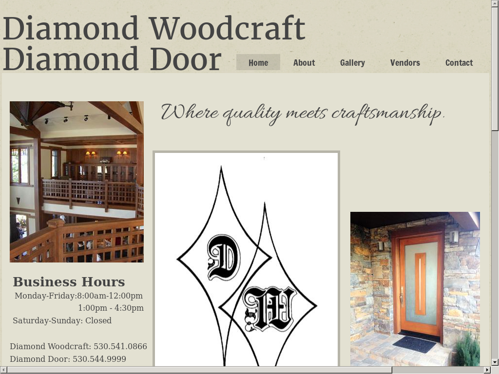 Diamond Woodcraft Competitors, Revenue and Employees - Owler