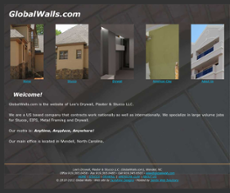 Global walls company profile owler global walls website history sciox Images
