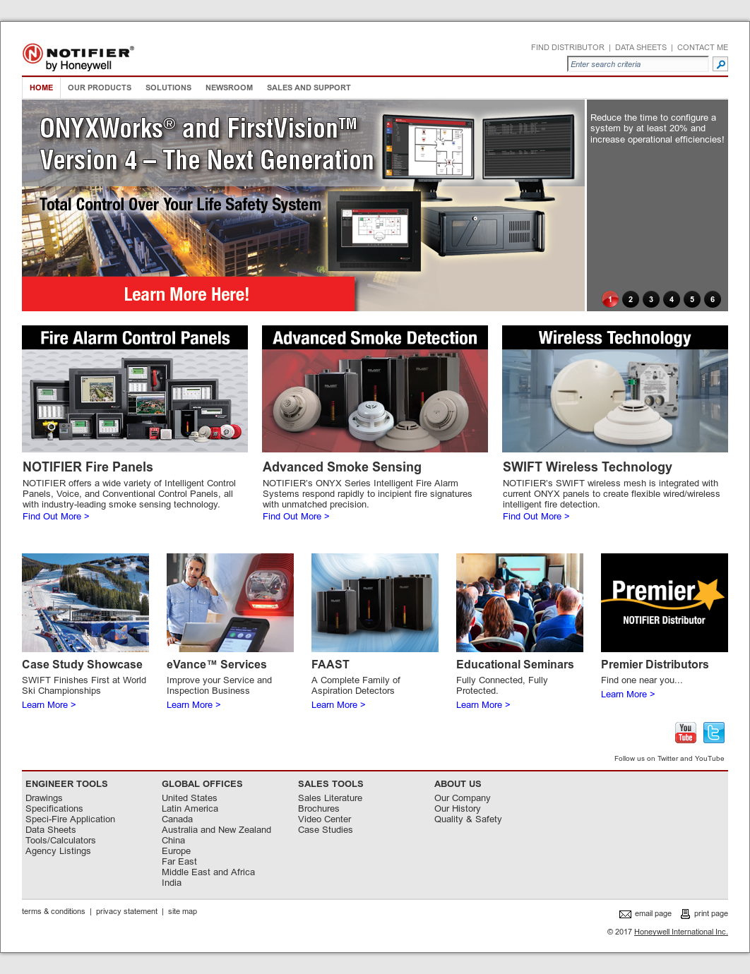 Honeywell Fire Systems Competitors, Revenue and Employees - Owler