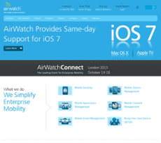 AirWatch Competitors, Revenue and Employees - Owler Company Profile