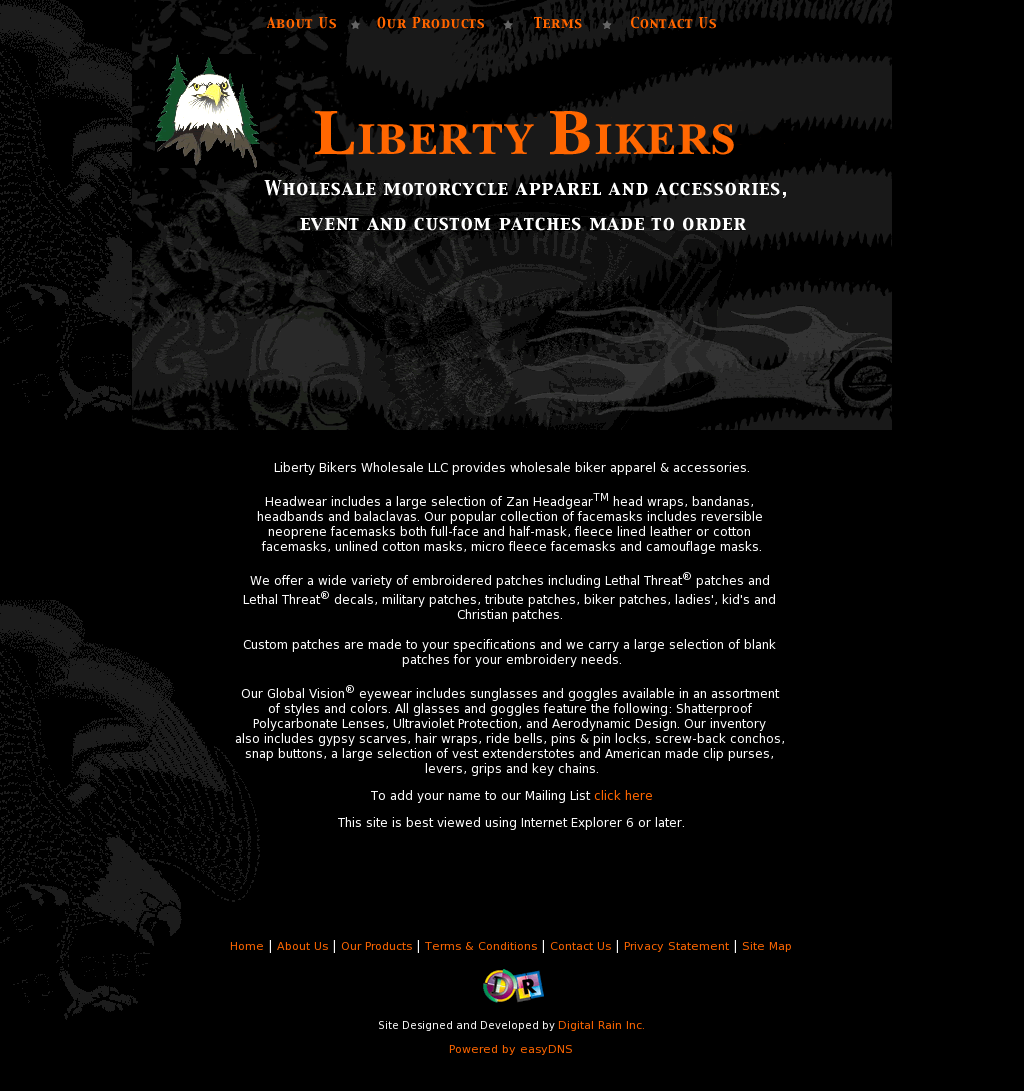 Liberty Bikers Competitors, Revenue and Employees - Owler
