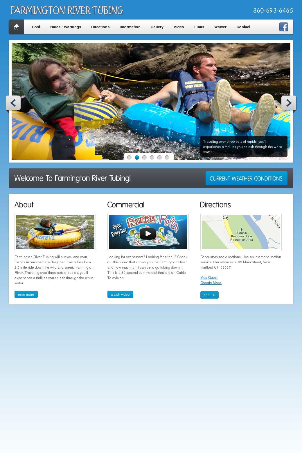 Farmington River Tubing Competitors, Revenue and Employees