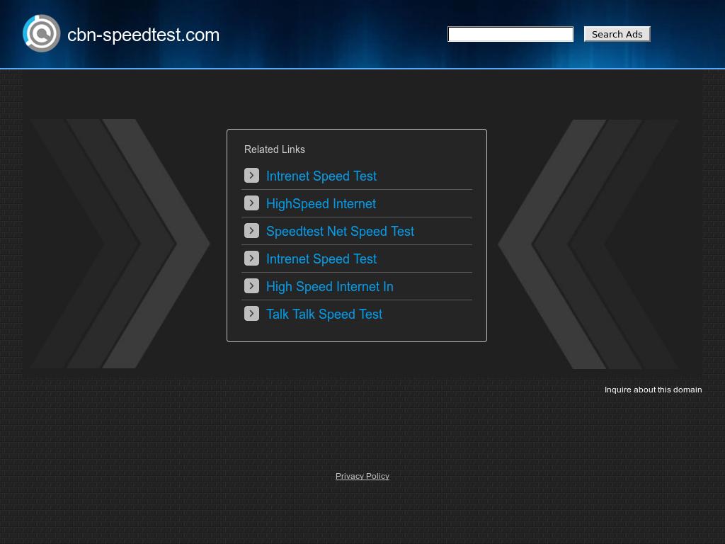 talktalk speed test