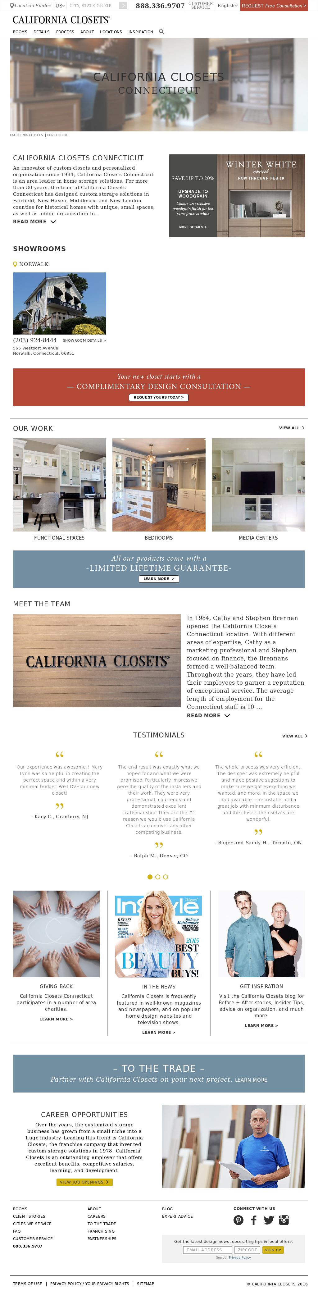 California Closets Competitors, Revenue And Employees   Owler Company  Profile