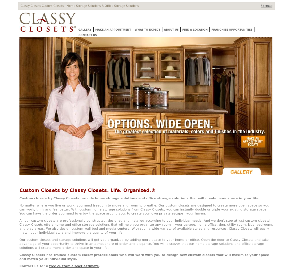 Classyclosets Competitors Revenue And Employees Owler