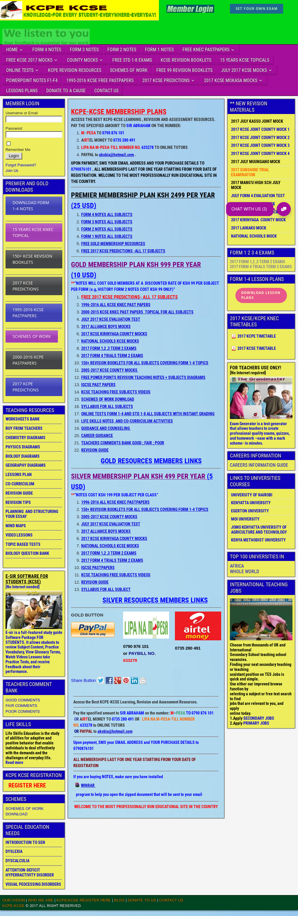 Kcpe-kcse Competitors, Revenue and Employees - Owler Company Profile