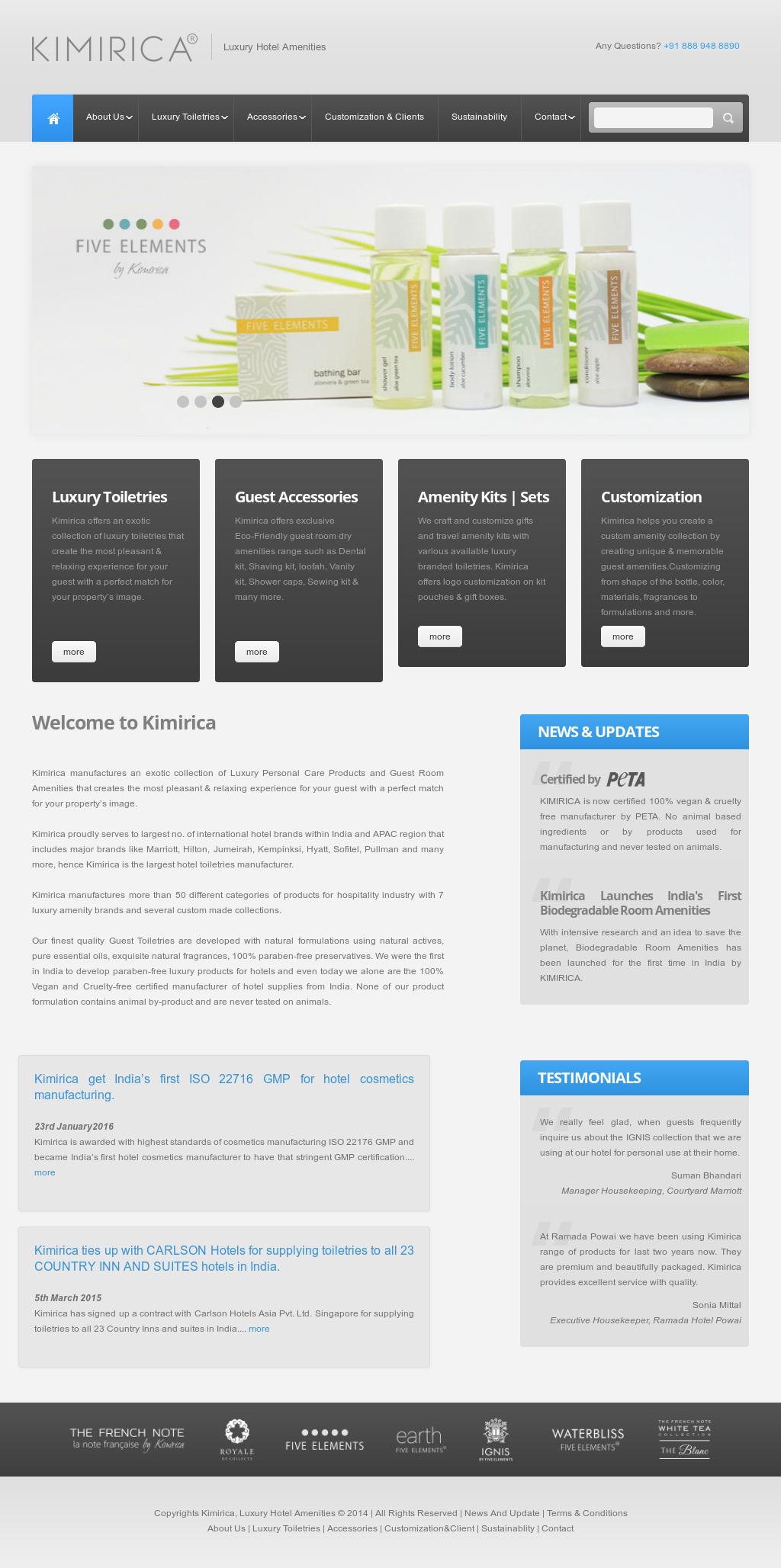 Kimirica Competitors, Revenue and Employees - Owler Company Profile