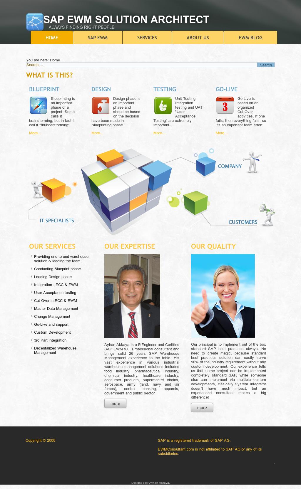 Sap Ewm Consultant Ayhan Akkaya Competitors, Revenue and