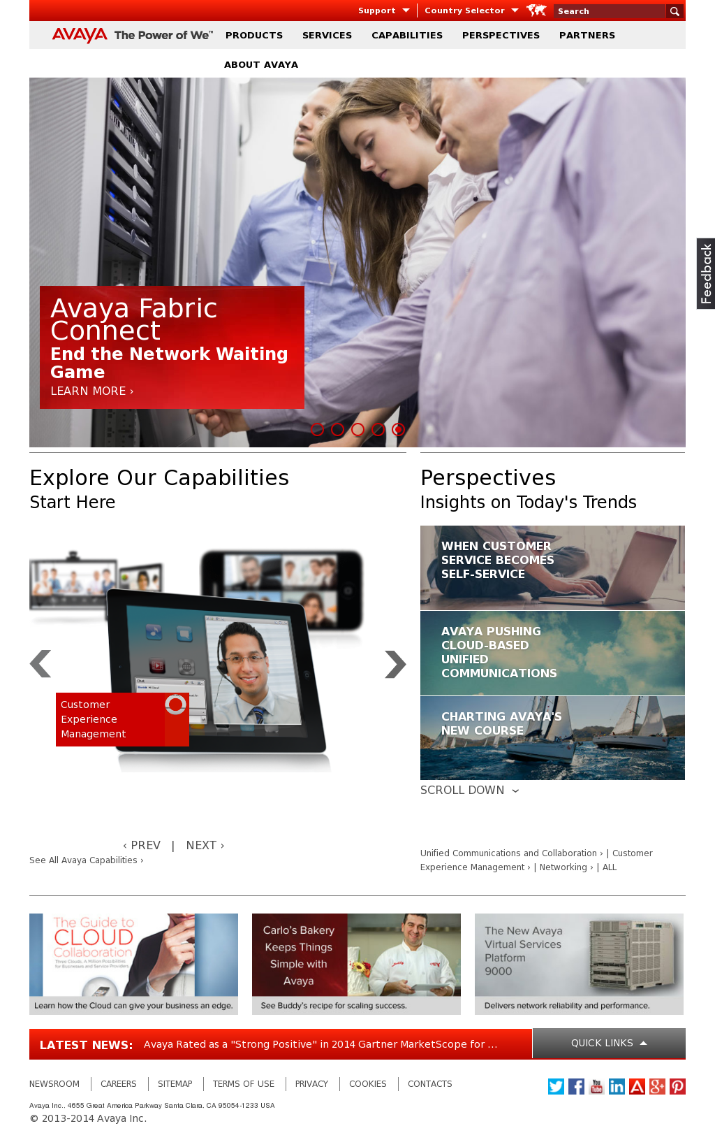Avaya Competitors, Revenue and Employees - Owler Company Profile