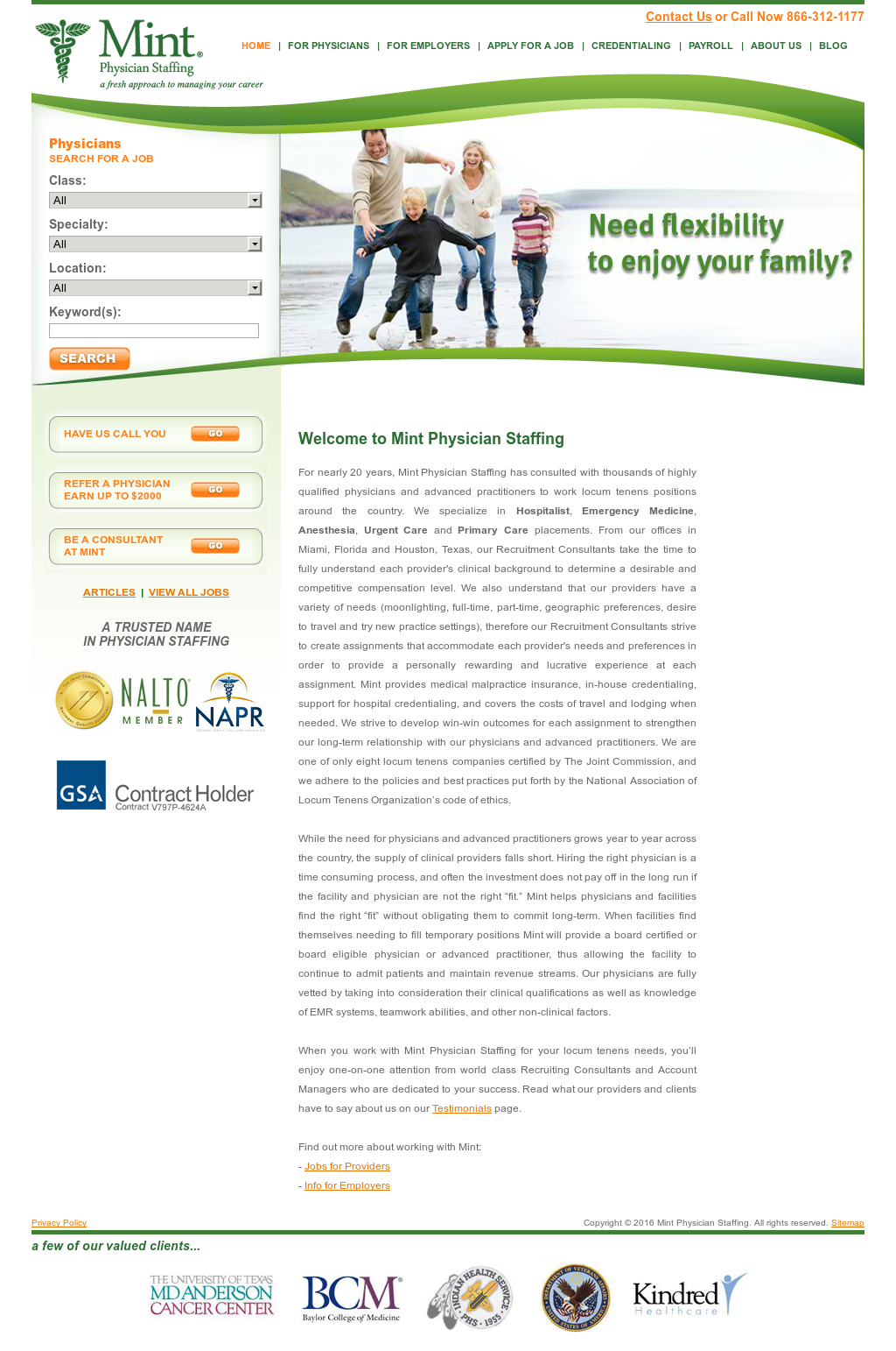 Mint Physician Staffing Competitors, Revenue And Employees   Owler Company  Profile
