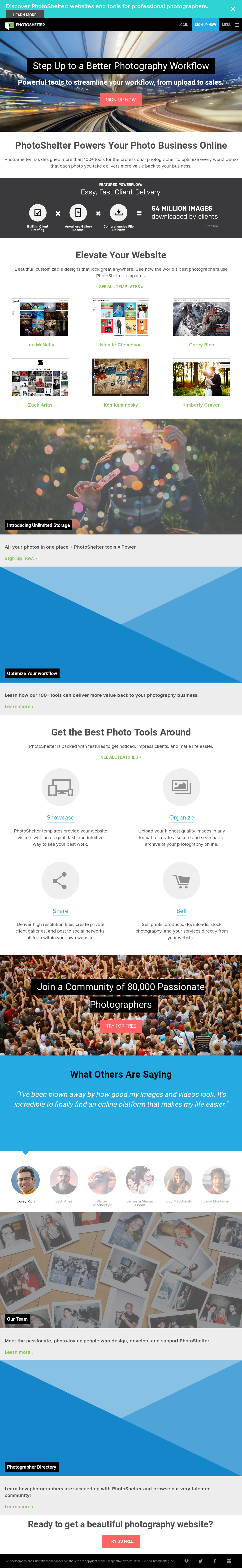 PhotoShelter Competitors Revenue And Employees Owler Company Profile - Photoshelter templates