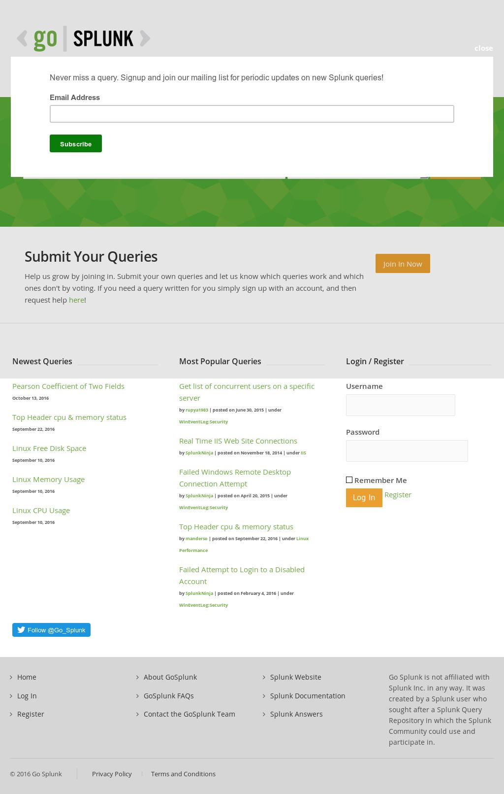 Go Splunk Competitors, Revenue and Employees - Owler Company Profile