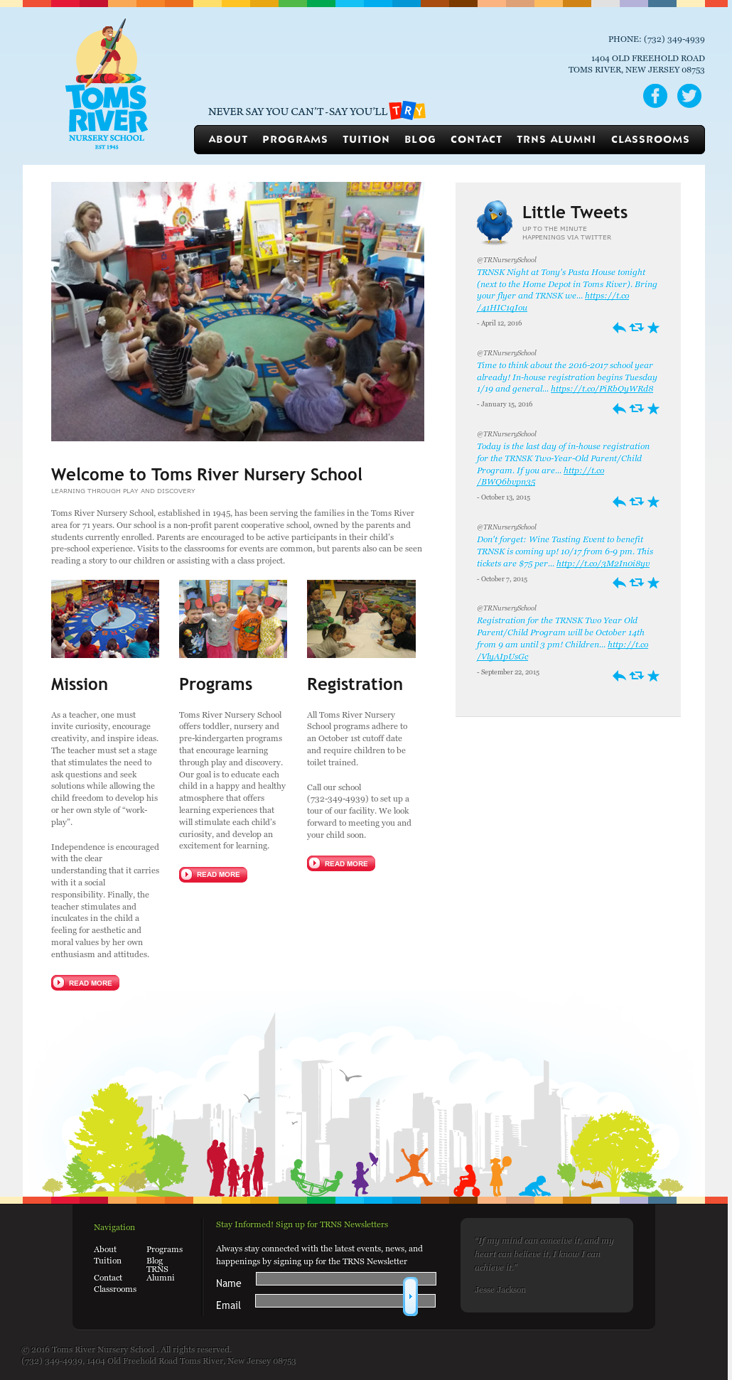 Toms River Nursery School Kindergarten Compeors Revenue And Employees Owler Company Profile