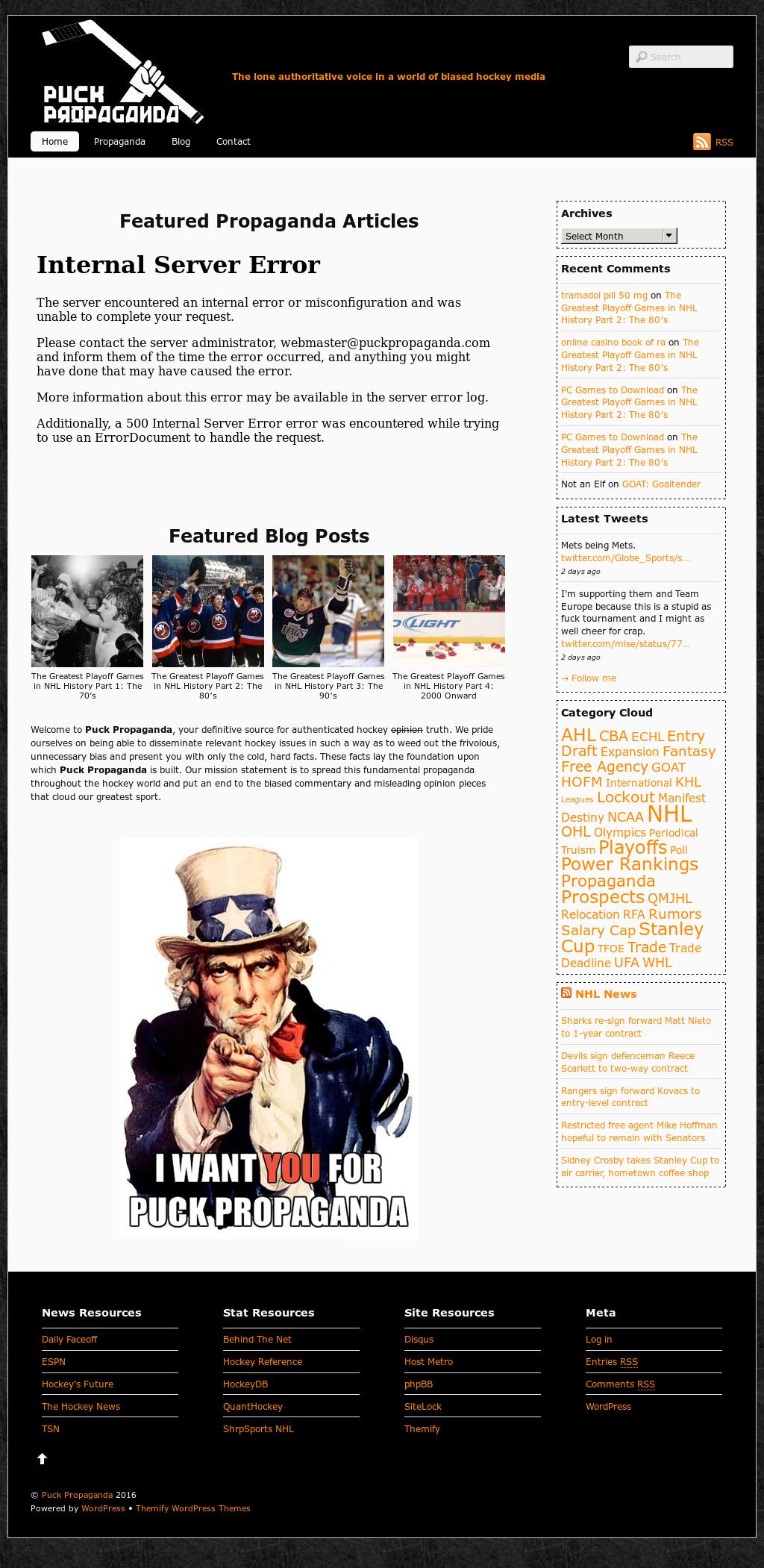 Puck Propaganda Competitors, Revenue and Employees - Owler