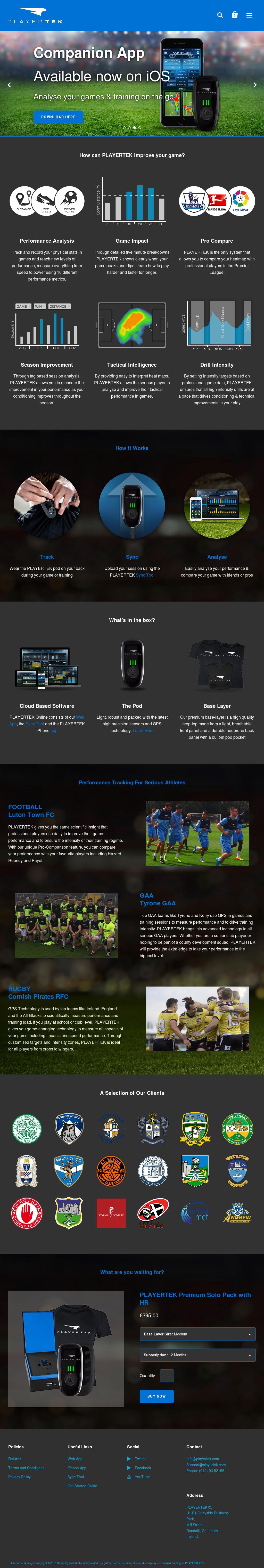 PLAYERTEK Competitors, Revenue and Employees - Owler Company Profile