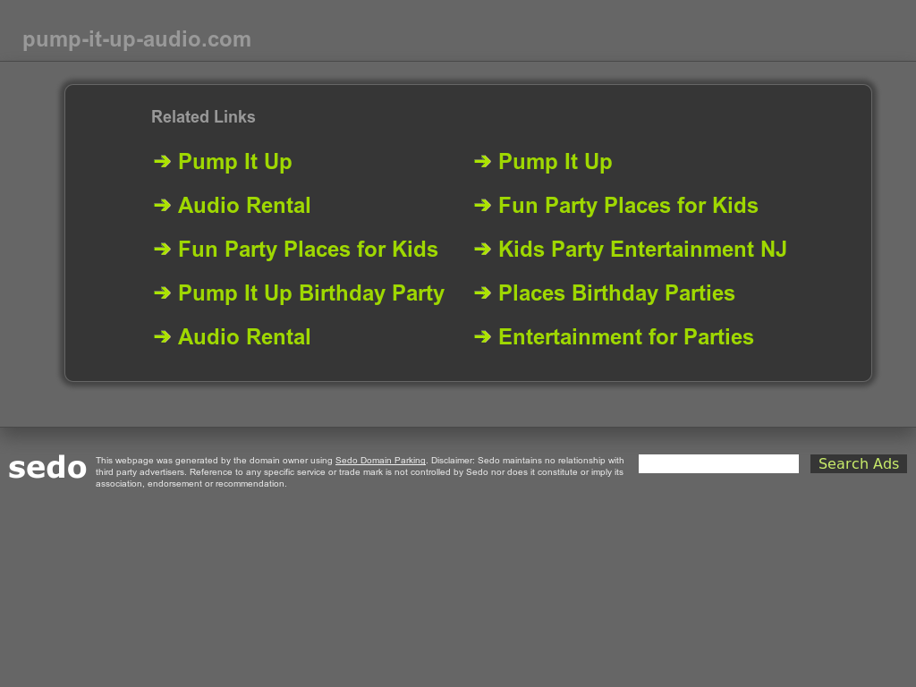 Pump It Up Audio Competitors Revenue And Employees Owler Company