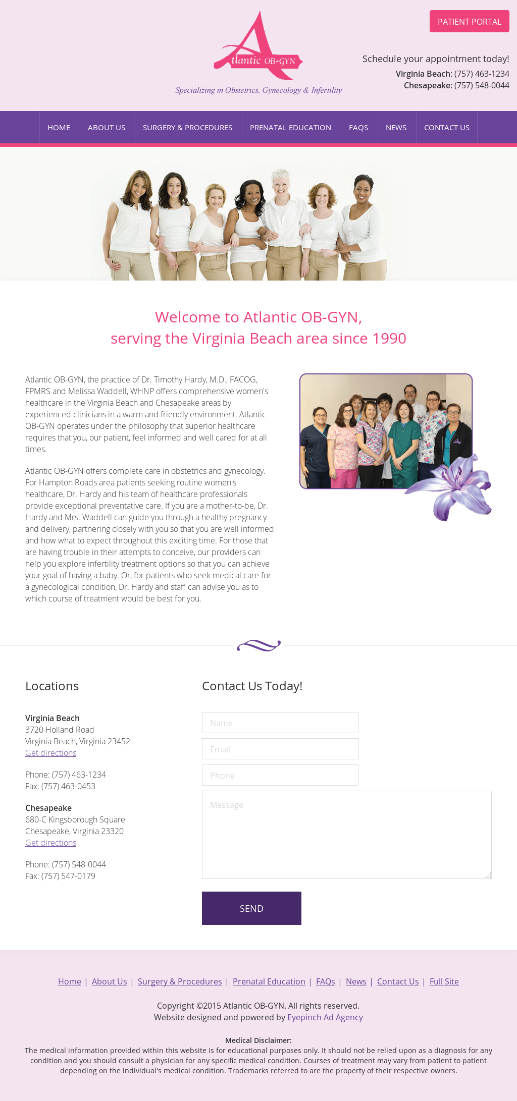Atlantic Ob Gyn Competitors Revenue And Employees Owler Company