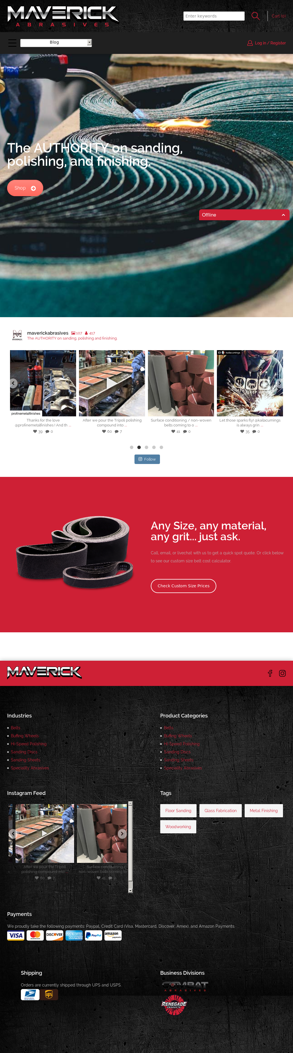 Maverick Abrasives Competitors, Revenue and Employees - Owler