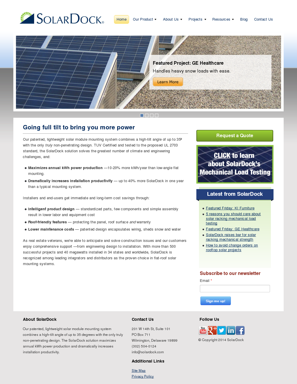 SolarDock Competitors, Revenue and Employees - Owler Company