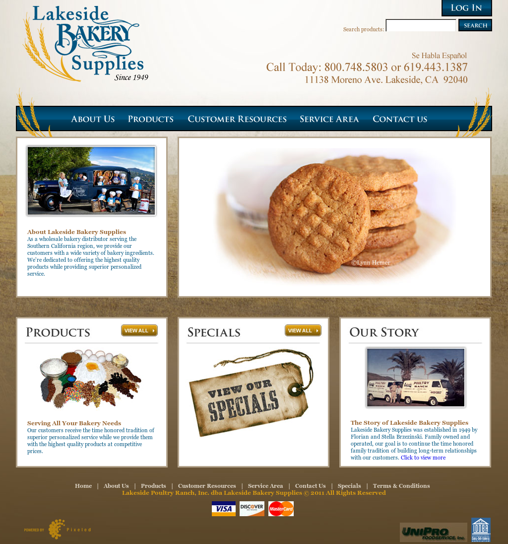 Lakeside Bakery Supplies Competitors, Revenue and Employees - Owler