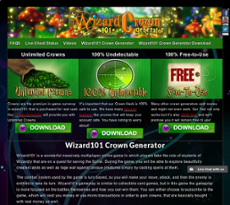 Wizard101 Crown Generator Competitors, Revenue and Employees