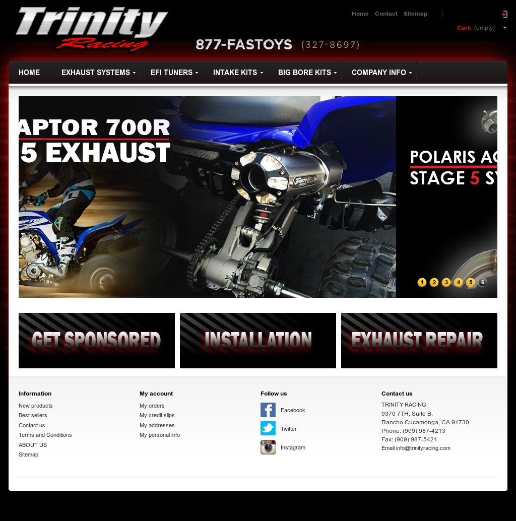 Trinity Racing Competitors, Revenue and Employees - Owler Company