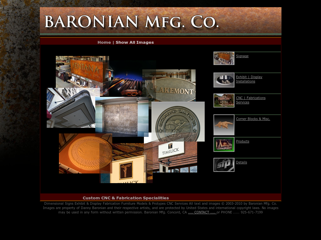 Baronian Manufacturing Competitors, Revenue and Employees