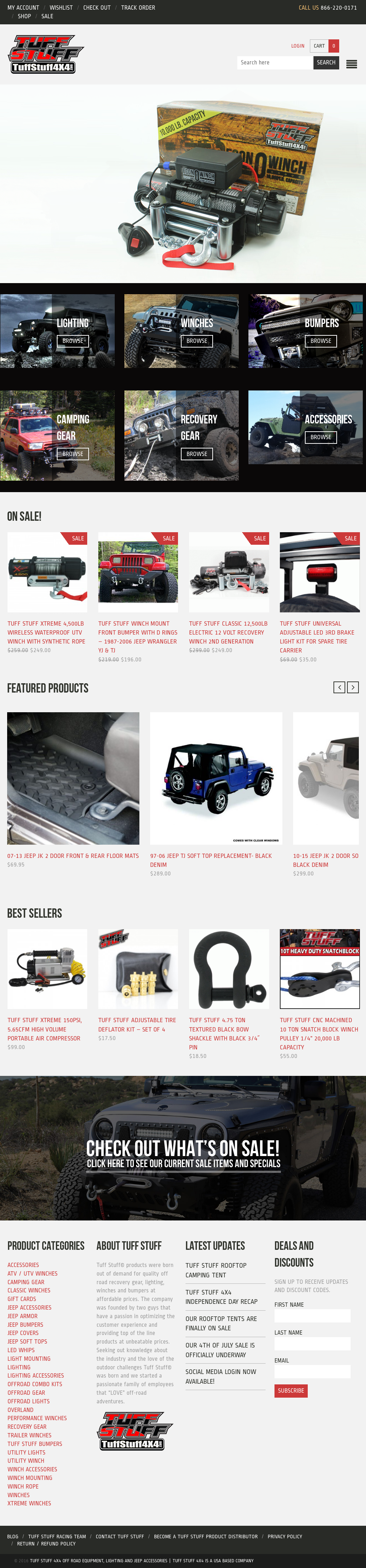 Tuffstuff4X4 Competitors, Revenue and Employees - Owler Company Profile
