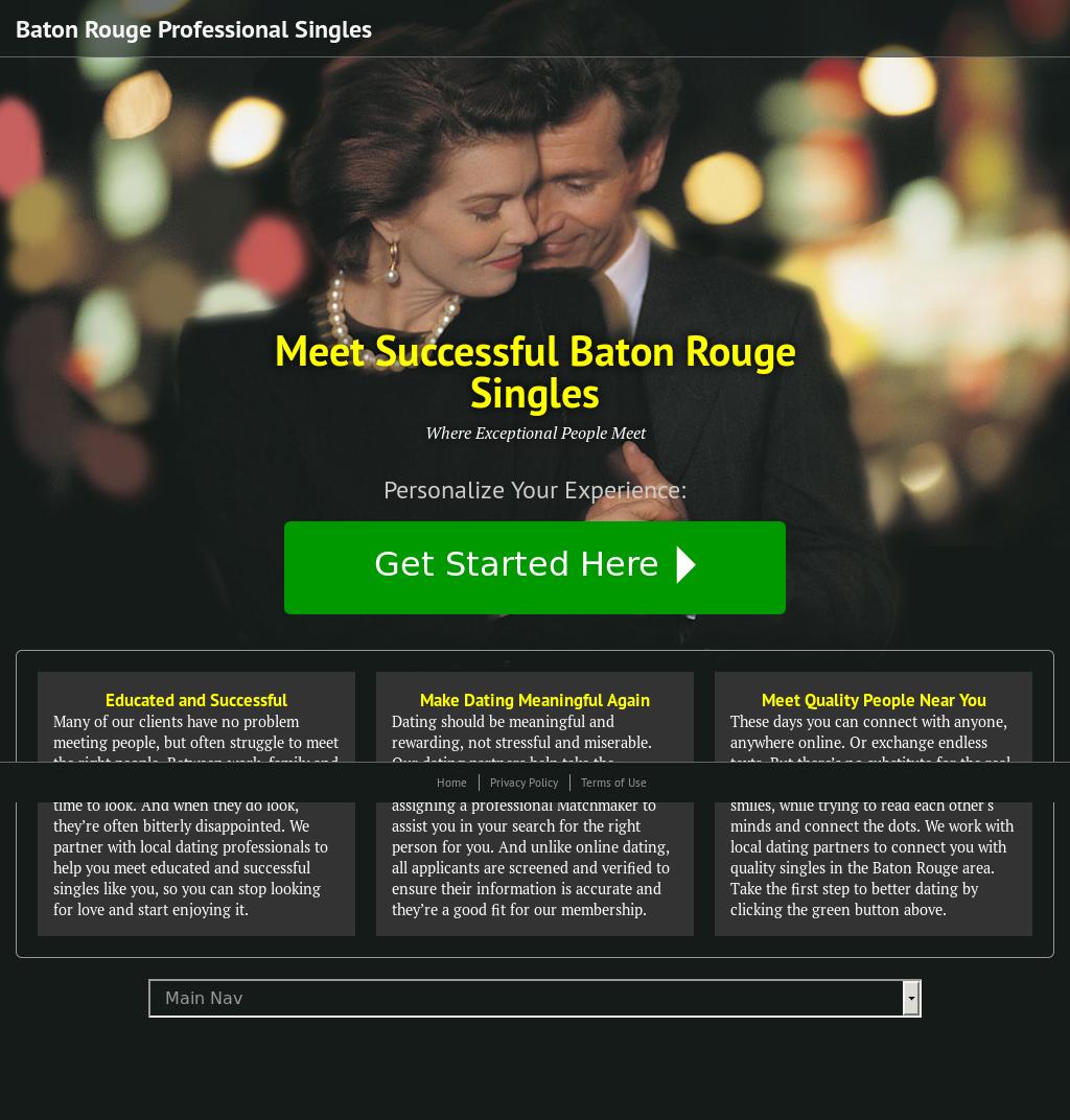 Online dating baton rouge