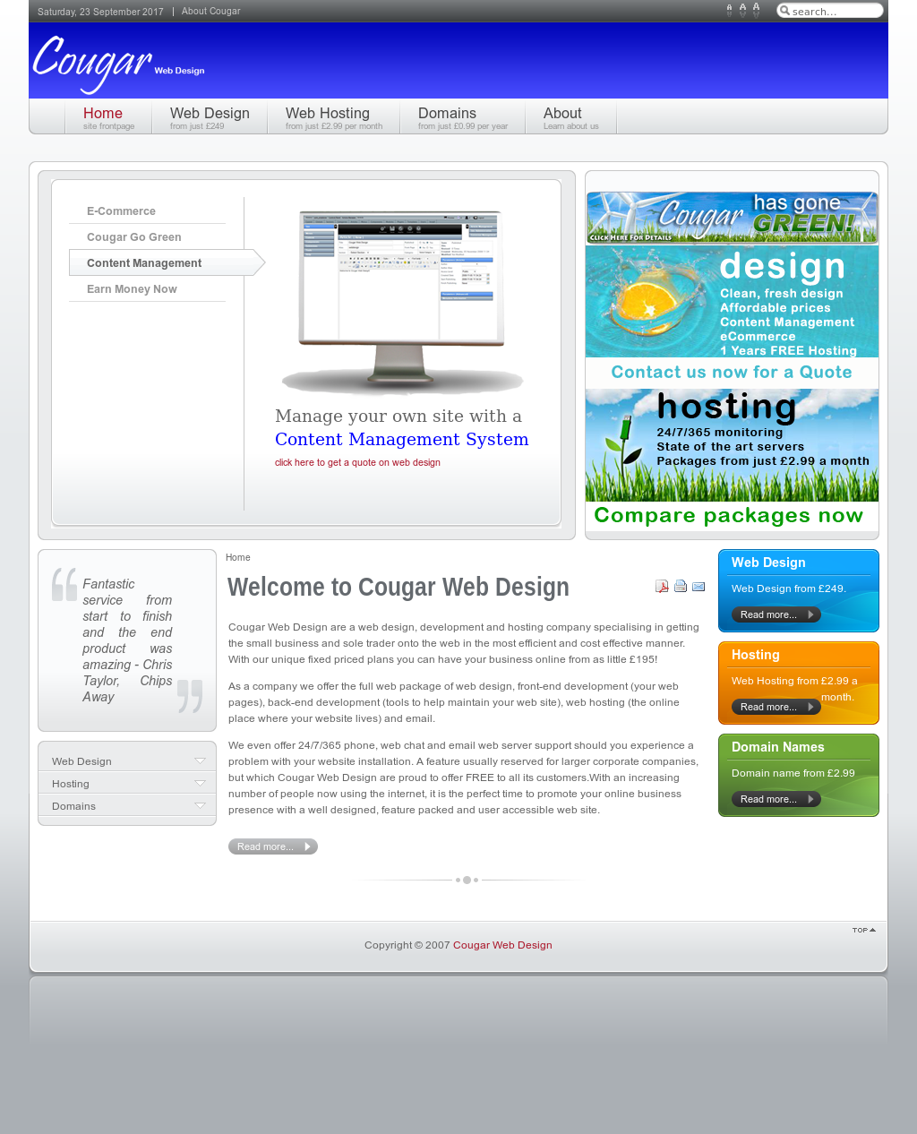 Cougarweb email