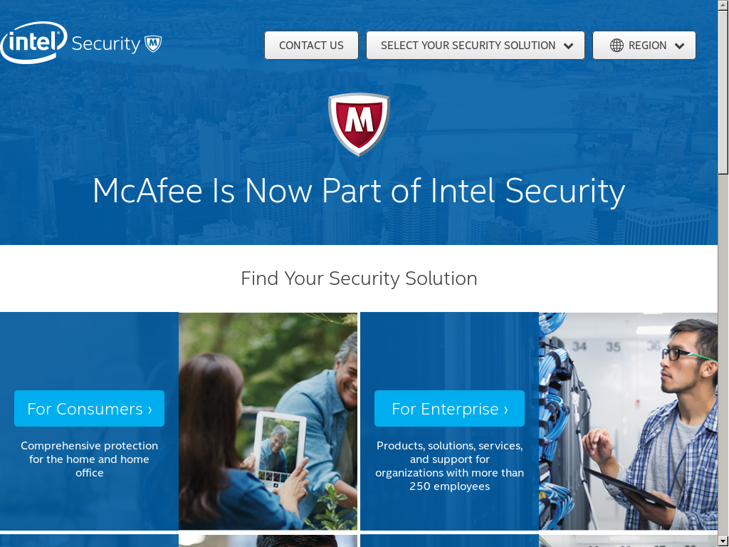 McAfee Competitors, Revenue and Employees - Owler Company Profile