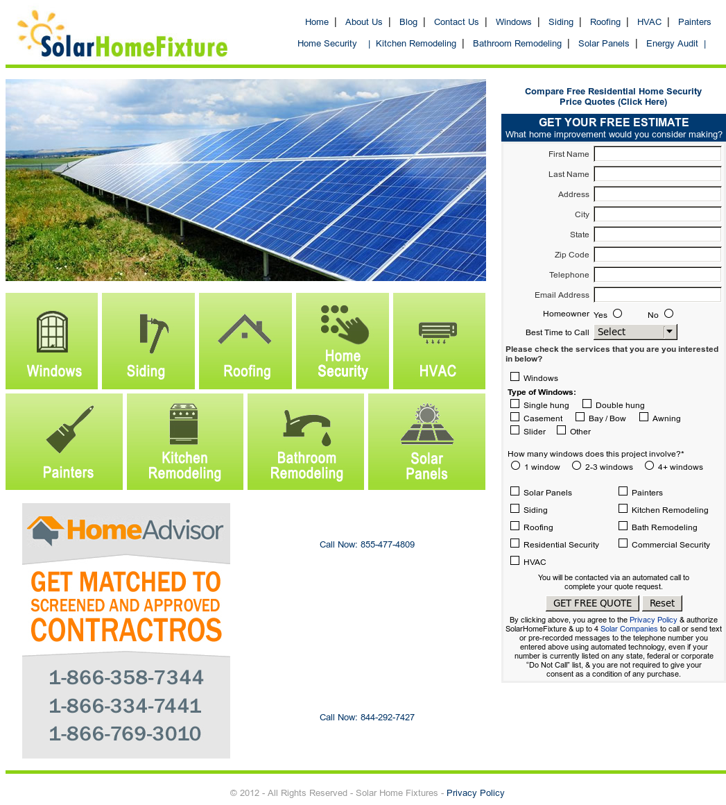 Solar Home Fixtures Competitors, Revenue and Employees - Owler