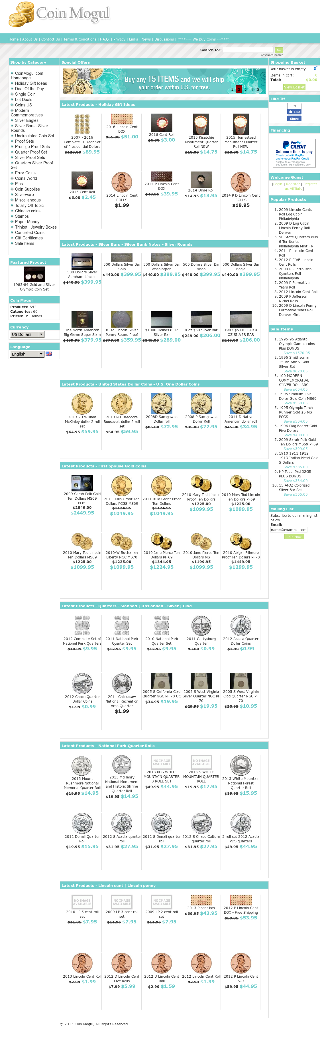 Coin Mogul Competitors, Revenue and Employees - Owler
