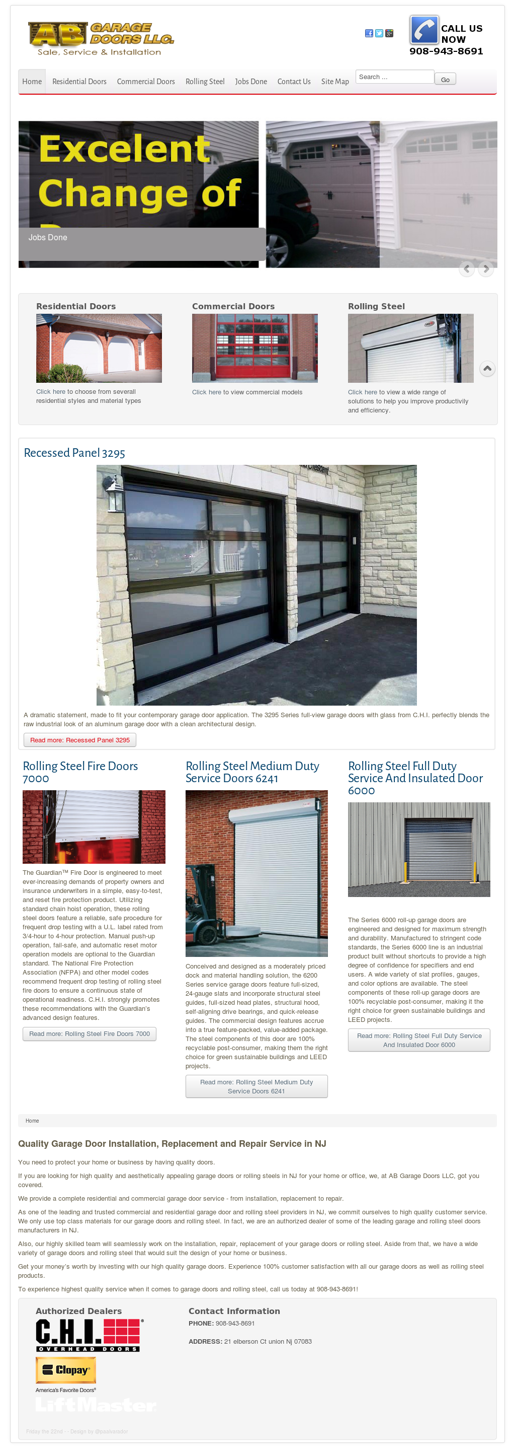 Ab Garage Doors Competitors Revenue And Employees Owler Company