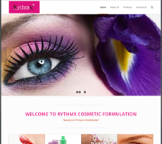 Rythmx Cosmetic Formulation Competitors, Revenue and