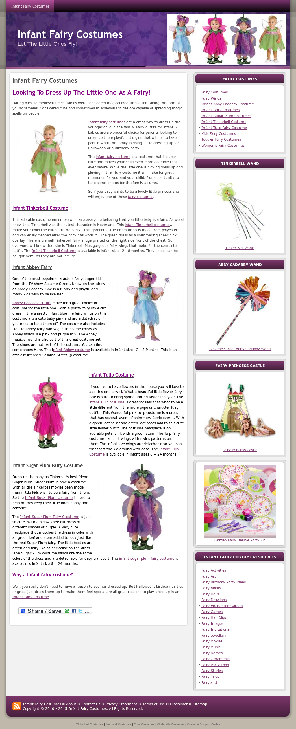 Infant Fairy Costumes Competitors, Revenue and Employees - Owler