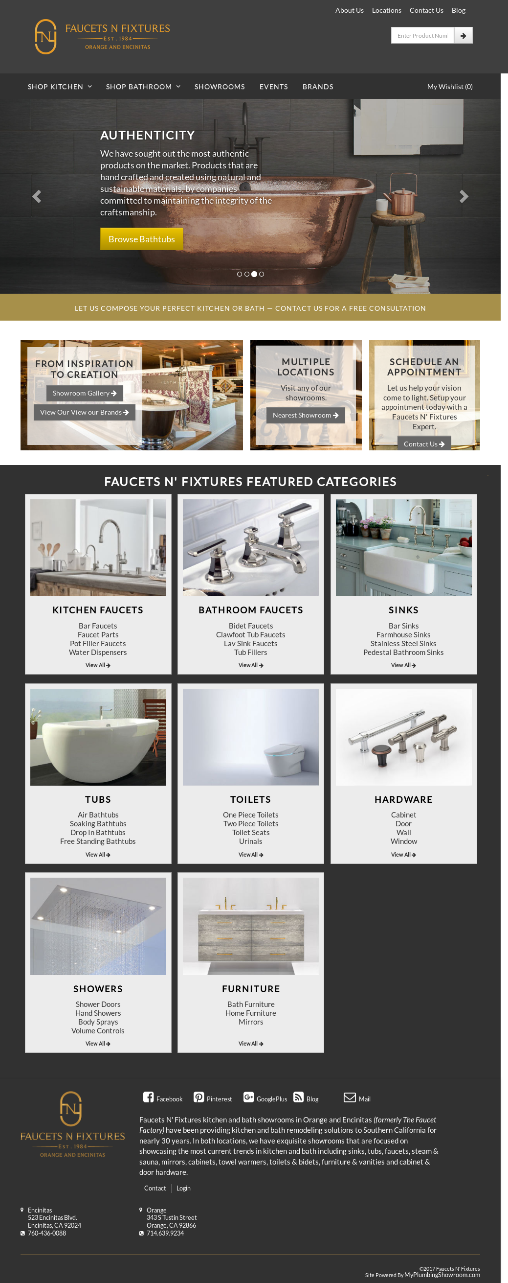 Faucets N Fixtures Competitors, Revenue and Employees - Owler ...
