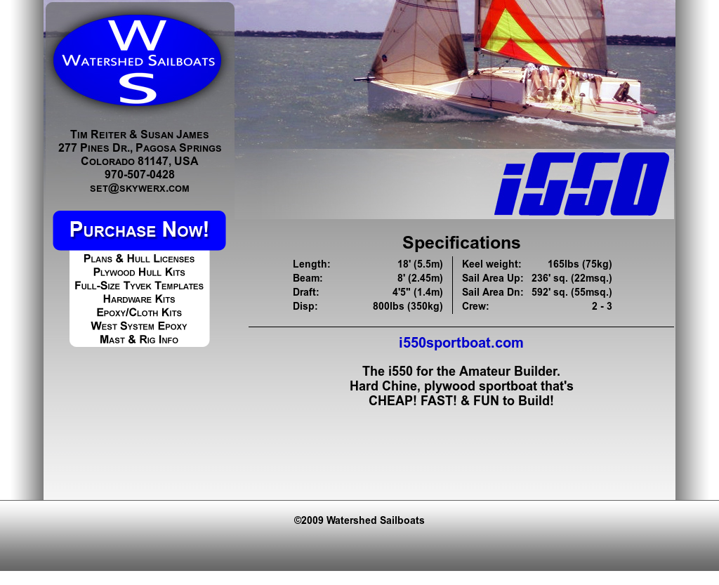 Watershed Sailboats Competitors, Revenue and Employees