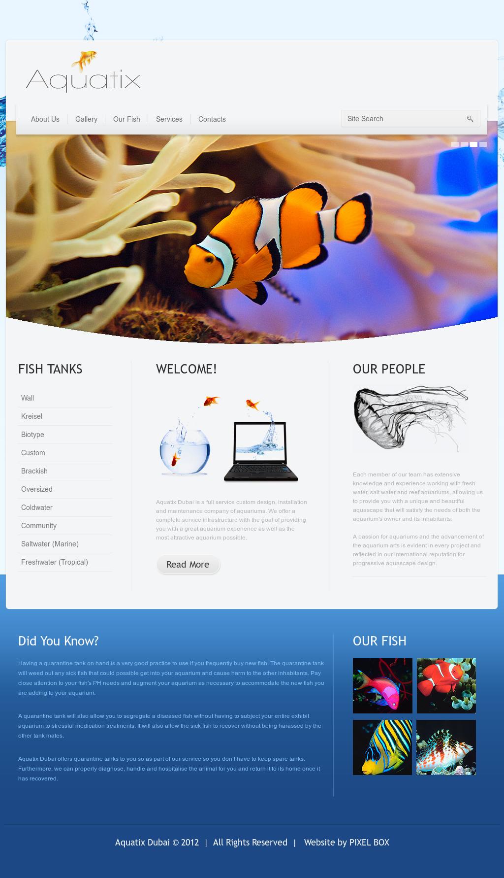 Aquatix Dubai Competitors, Revenue and Employees - Owler