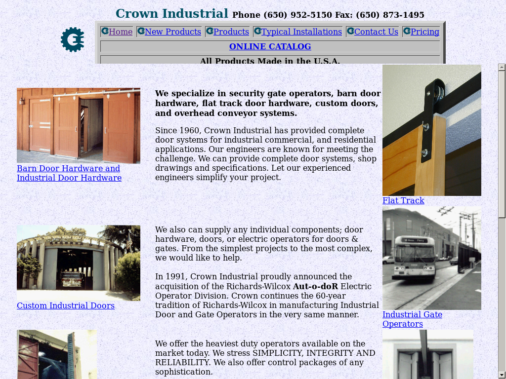 Crown Industrial Supply Competitors, Revenue And Employees   Owler Company  Profile