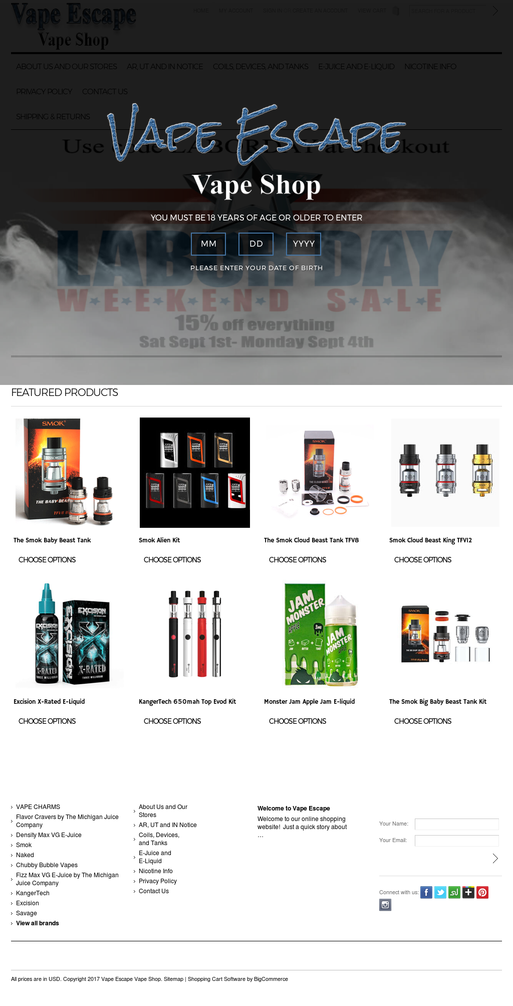 Vapeescape Competitors, Revenue and Employees - Owler Company Profile