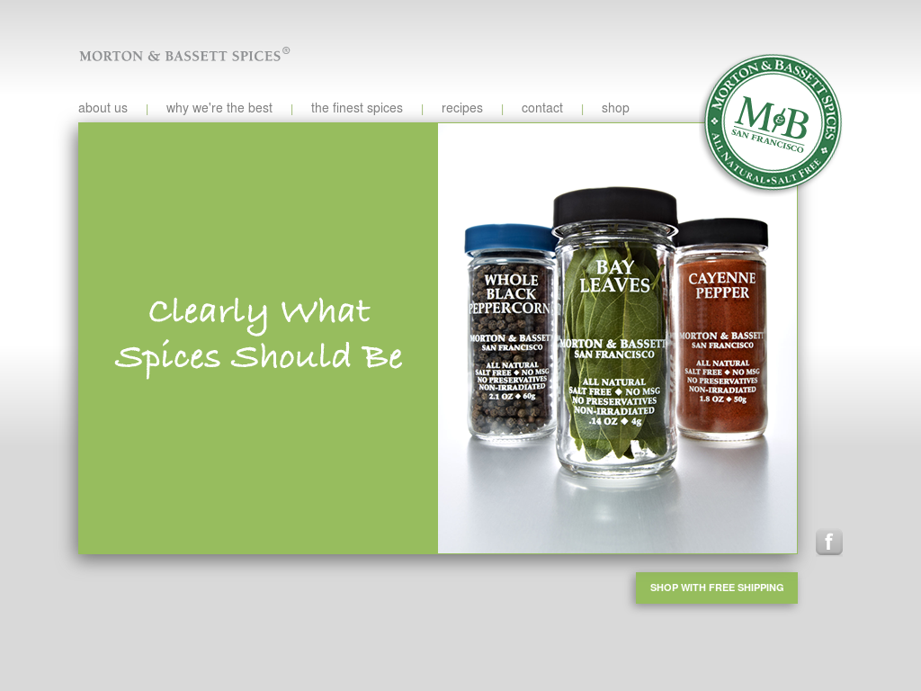 c16ff794a649 Morton & Bassett Spices Competitors, Revenue and Employees - Owler ...